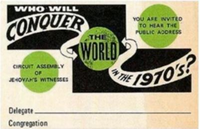 who will conquer the world in the 1970's circuit assembly