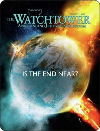 Watchtower End Near
