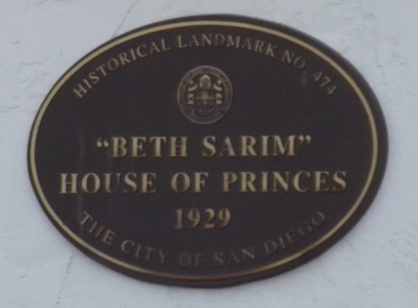 Beth-Sarim - Rutherford's House of Princes & BethShan