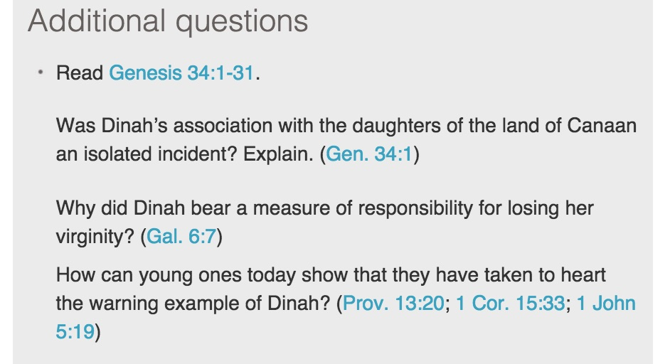Rape Quotes Interesting Watchtower Quotes Regarding Rape Being Fornication