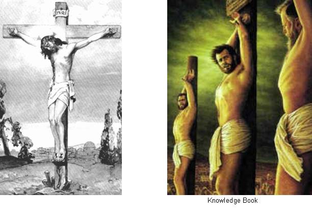 Jesus death on the Stauros - Cross or Stake?