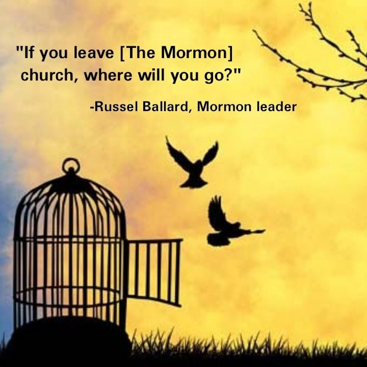 Where Else would I Go if I was to leave Jehovah's Witnesses?